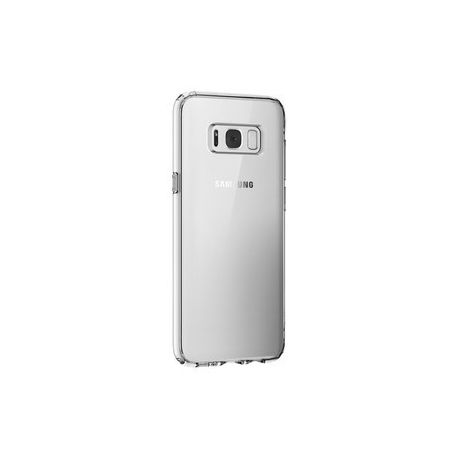 huge selection of 639da 0bf72 Spigen Ultra Hybrid Cover for Samsung Galaxy S8 - Crystal Clear