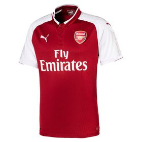 Men's Puma Arsenal FC Home Replica Jersey