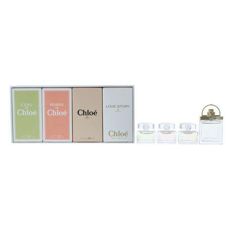 Chloe Parfum De Roses Mini Set For Her Parallel Import Buy