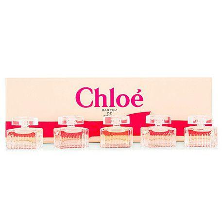 Chloe Parfum De Roses Mini Set Parallel Import Buy Online In