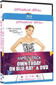 27 Dresses (Blu Ray+ DVD)