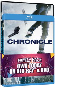 Chronicle (Blu Ray+DVD)