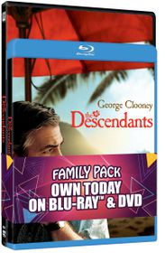 The Descendants (Blu Ray+DVD)