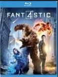 Fantastic Four (Blu Ray+DVD)