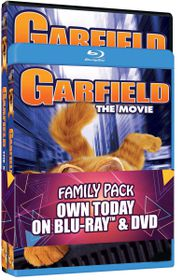Garfield (Blu Ray+DVD)