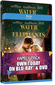 Water For Elephants (Blu Ray+DVD)