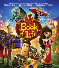 The Book Of Life(Blu Ray+DVD)