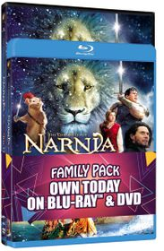 Chronicles Of Narnia Voyage Of The Dawn Treader (Blu Ray+DVD)