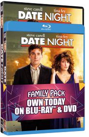Date Night (Blu Ray+DVD)