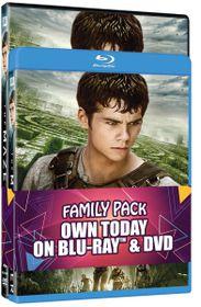 The Maze Runner (Blu Ray+DVD)