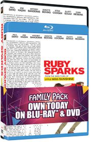 Ruby SparkS (Blu Ray+DVD)