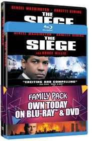 The Siege (Blu Ray+DVD)