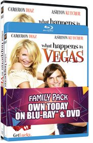 What Happens In Vegas (Blu Ray+DVD)