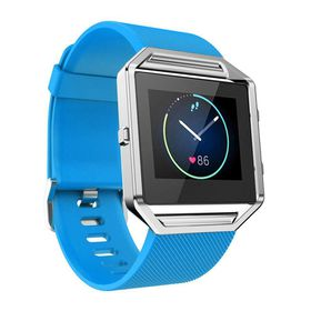 Buyitall.today Classic Bracelet Strap for FitBit Blaze - Blue