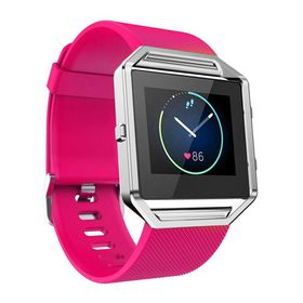Buyitall.today Classic Bracelet Strap for FitBit Blaze - Pink