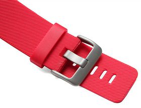 Buyitall.today Classic Bracelet Strap for FitBit Blaze - Red