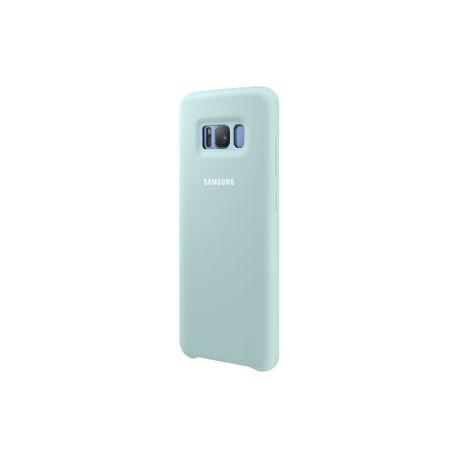 the best attitude 7917f c7fb8 Samsung Galaxy S8 Silicone Cover - Blue