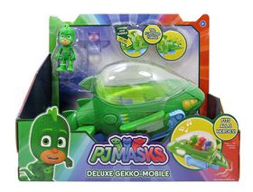 PJ Masks Vehicle - Deluxe Gekko Mobile