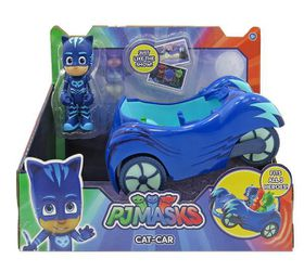PJ Masks Vehicle - Catboy Cat Car