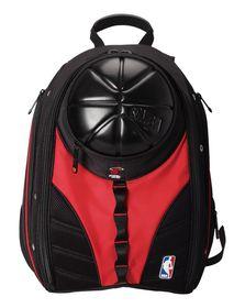 NBA Heat Backpack - Red