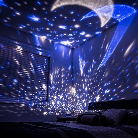 Original Star Master Night Light Star Sky Projector