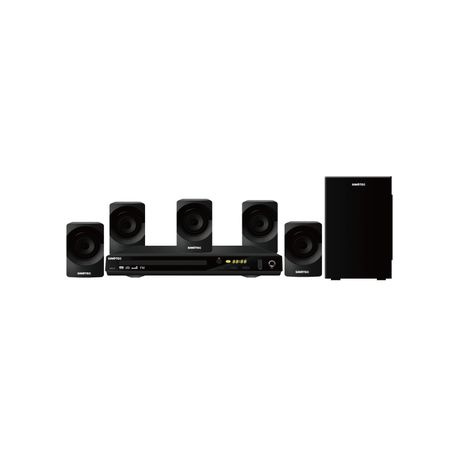 Sinotec HTS-517 - 5 1 Channel Home Theatre System