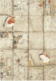 Rugs Original Rykers Collection - Natural Stone Squares