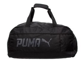Puma Pioneer Sports Bag - Black