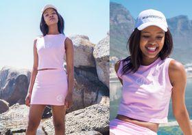 Misunderstood Womens Tennis Top - Pink