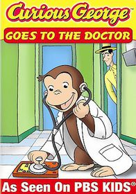 Curious George: Goes To The Doctor And Lends A Helping Hand - (Region 1 Import DVD)