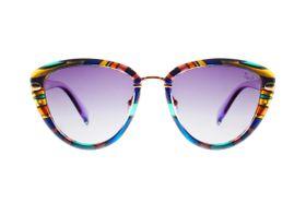 Slaughter & Fox Ladies Eyewear Manhattan Limited Edition C4 - Sunshine Yellow