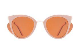 Slaughter & Fox Ladies Eyewear Brooklyn C1 - Wax Pink