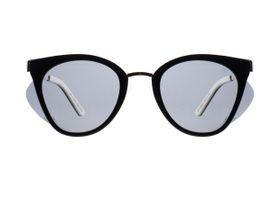 Slaughter & Fox Ladies Eyewear Brooklyn C3 - Stunning Black