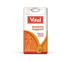 Vital Immune Support Tablets - 30 Each