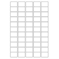 A4 Printable 55 Up 35mm x 25mm Label Sheets
