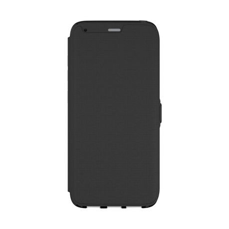 save off 79a68 846b8 Tech21 Evo Wallet Samsung Galaxy S8 - Black | Buy Online in South ...