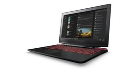 "Lenovo Legion Y720 IdeaPad Intel Core i7-7700HQ 15.6"" Gaming Notebook"