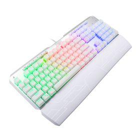 Redragon - Indra White RGB Mechanical Gaming Keyboard (PC)