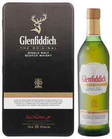 Glenfiddich - Single Malt Scotch Whisky - 750ml