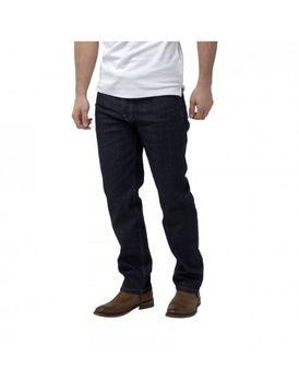 Charles Wilson Mens Straight Fit Jeans - Raw-Denim