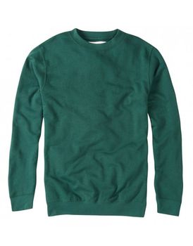 Charles Wilson Mens Long Sleeve Sweatshirt - Green
