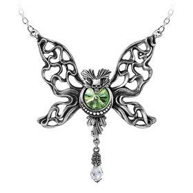 Alchemy Le Phantom Vert Necklace