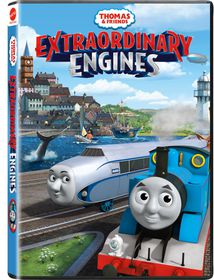 Thomas & Friends Extraordinary Engine (DVD)