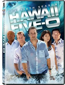 Hawaii Five O Season 6 (DVD)