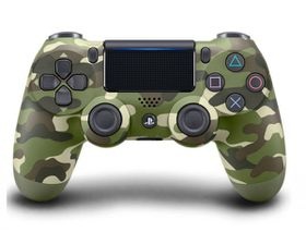 PS4 DUALSHOCK 4 Controller - Green Camo V2 (Parallel Import)