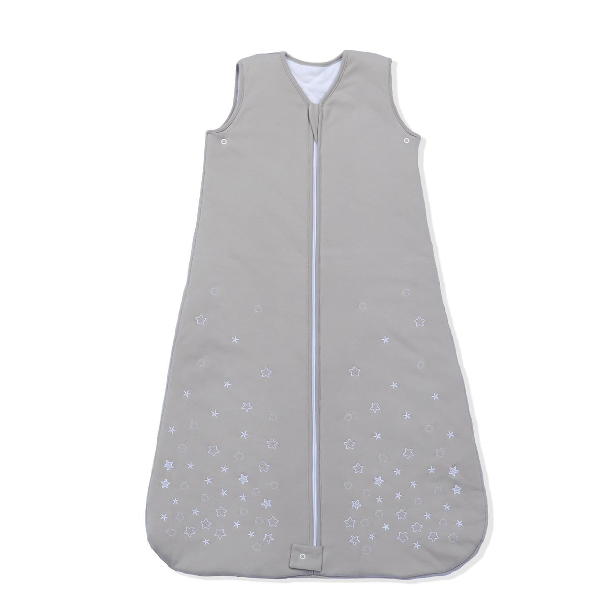 Babes And Kids 100 Cotton Grey Winter Baby Sleeping Bag
