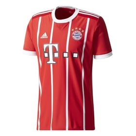 Men's adidas FC Bayern Munich Home Replica Jersey