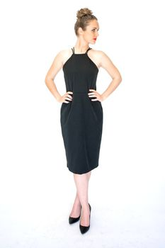 BiBi Rouge Julie Dress - Black