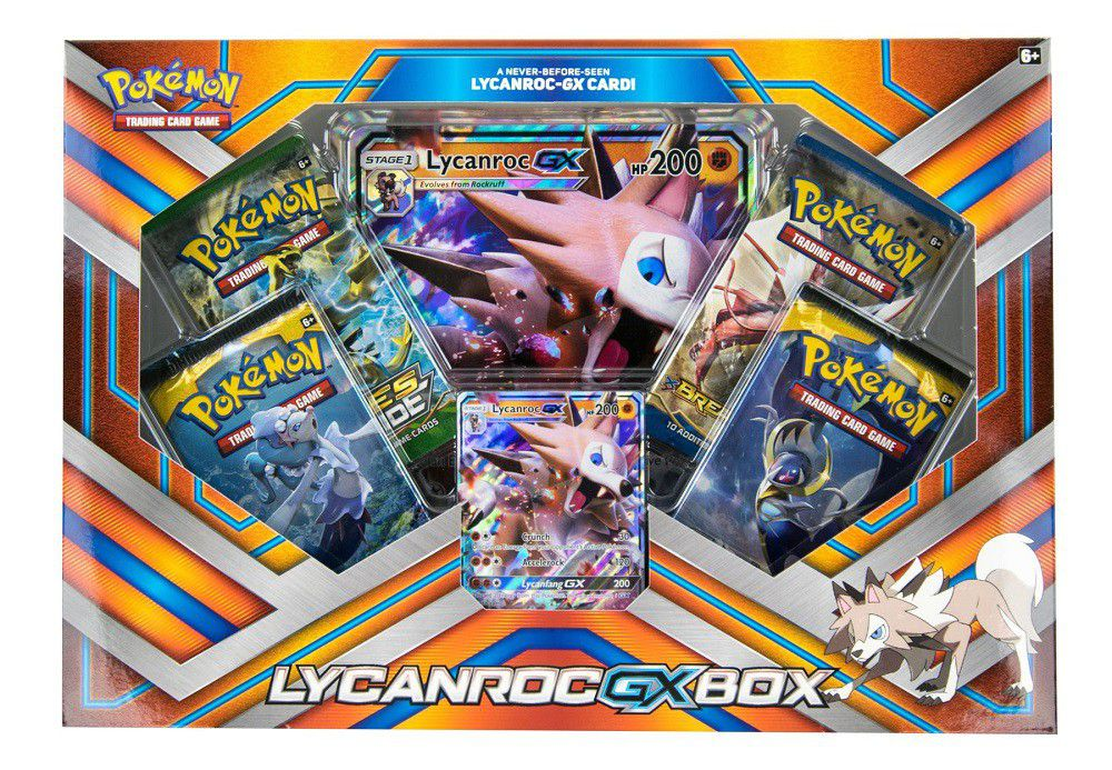 Pokemon Lycanroc Gx Box Buy Online In South Africa