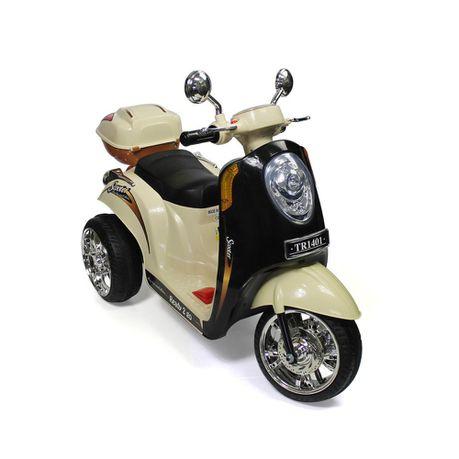 Jeronimo Electric 3 Wheel Scooter Beige Buy Online In